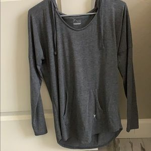 Old Navy Active hooded long sleeve